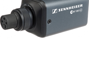 Rent: Sennheiser Wireless G3 series 100 Transmitter
