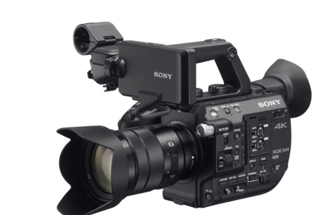 Sony FS5 4K Raw Package