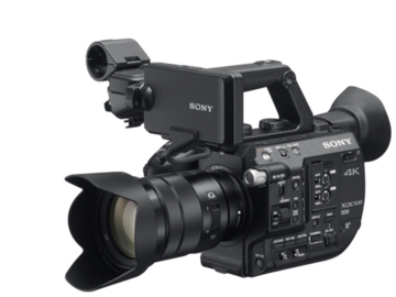 Rent: Sony FS5 4K Raw Package