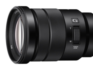 Rent: Sony E PZ 18-105mm f/4 G OSS Lens