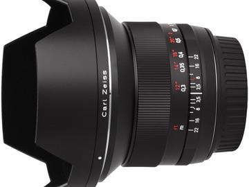 Rent: Zeiss 18mm f3.5