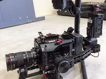 Rent: DJI Ronin Kit For Full Size Cameras + Thumb Controller