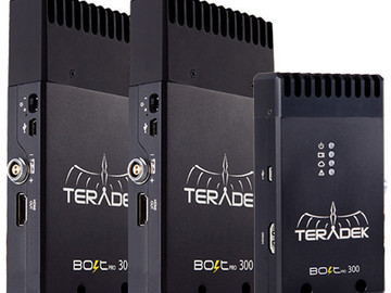 Rent: Teradek Bolt Pro 300 2:1 -  Two Receivers!