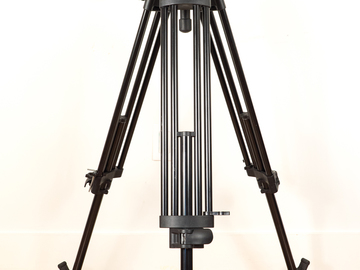 Rent: Manfrotto 525MVB 2-Stage Aluminum Tripod with 501 Head
