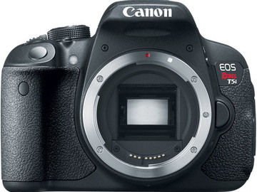 Rent: Canon EOS Rebel T5i (body only)