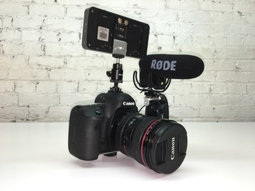 Rent: Canon EOS 5D Mark III Package