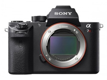 Rent: Sony Alpha A7R II- Mirrorless Digital Camera Kit