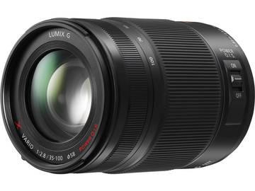 Rent: Panasonic LUMIX G X Vario 35-100mm f/2.8