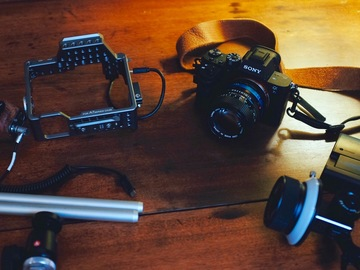 Rent: Sony A7sii Cinema Package (+ Tilta Cage, Follow Focus)