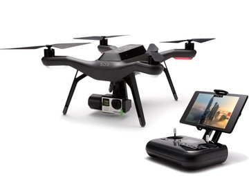 Rent: 3DR Solo Drone Rental Kit