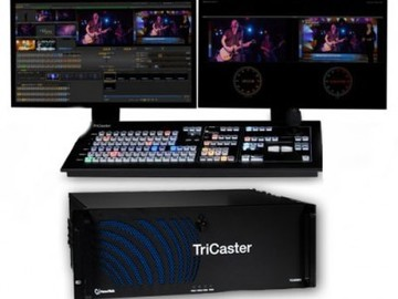 Rent: Newtek Tricaster 855 - Live Production and Streaming