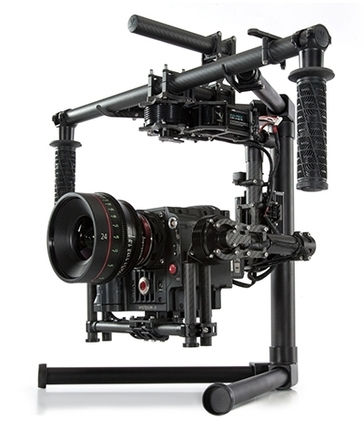 Red Scarlet Dragon + Movi--FULL GIMBAL KIT.