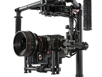 Rent: Red Scarlet Dragon Movi M15 with wireless FF and smallhd 702