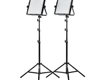 Rent: StudioPRO Double S-600D Ultra High Power 600 LED Continuous