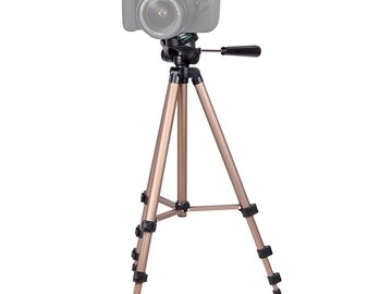 Rent: Canon 750D with tripod