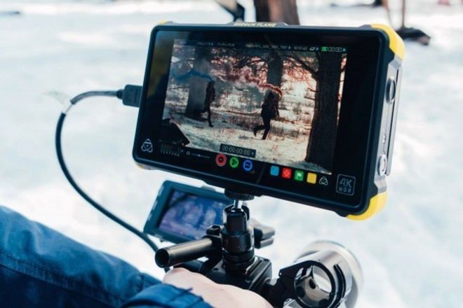 "Atomos Shogun Flame 7"" Monitor / 4K Recorder"