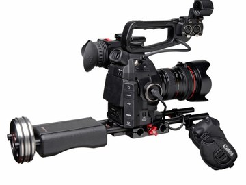 Rent: Canon C100 & 24-105mm