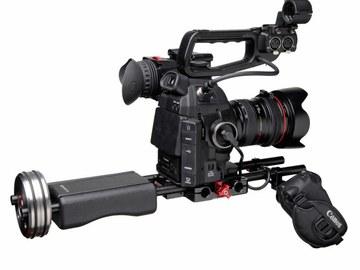 Rent: Canon C100 & 24-105mm