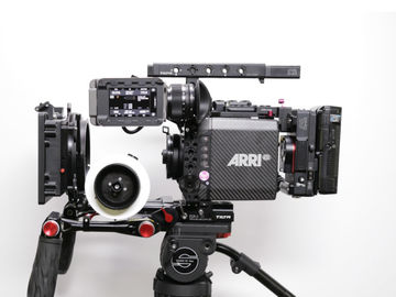 Rent: Arri Alexa Mini with Accessories (4:3)