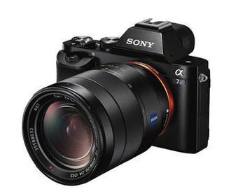 Rent: SONY A7S KIT