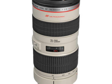 Rent: Canon 70-200mm F/2.8 Lens