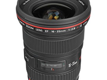 Rent: Canon 16-35mm F/2.8