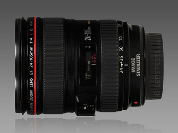 Rent: Canon EF 24-105 L Series f/4 IS USM