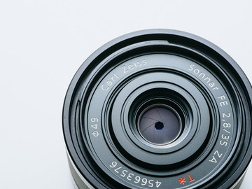 Rent: Zeiss Sonnar T* FE 35mm f/2.8 ZA Lens (with Gear Ring)