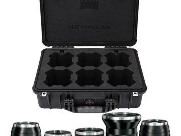 Carl Zeiss Distagon Stills Lens Kit