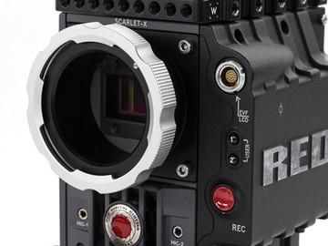 Wooden Camera PL Mount for RED EPIC/Scarlet/Black Magic