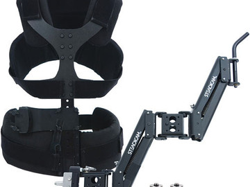 Steadicam Merlin 2 w/ Vest and Arm