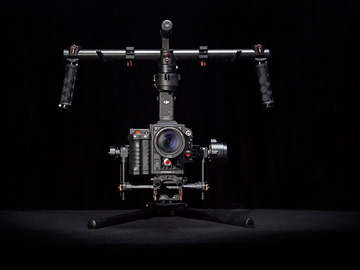 Rent: Ronin/WFF kit w/ Easy Rig and Cinemilled Extensions
