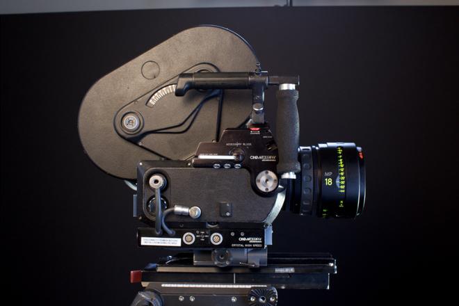Arri 35-3 3rd generation Camera kit