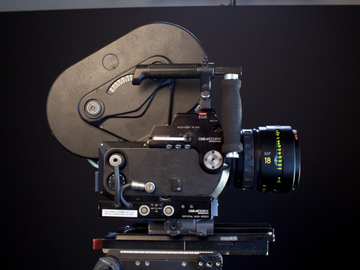 Rent: Arri 35-3 3rd generation Camera kit