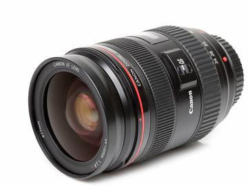 Rent: Canon 24-70 2.8L I USM (with Circular Polarizer & Fader ND)