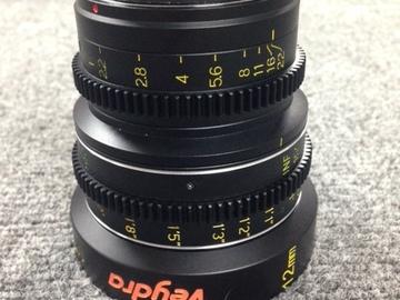 Rent: Veydra 12mm Lens (M4/3 or E-Mount)