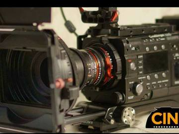 Rent: Sony F5 Cinema Package w/ 4K Update +tripod+batteries