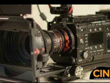 Rent: Sony F5 Cinema Package w/ 4K Update +tripod+batteries