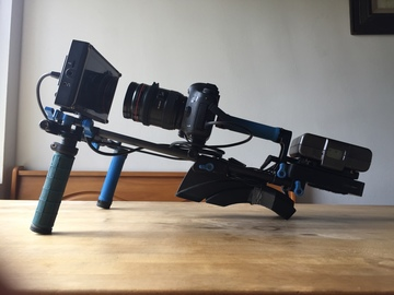 Rent: Canon 5D MK III  – Full Package w/ Lenses, HH Rig, Monitor