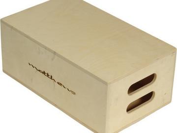 Rent: (1) Full & (1) Half Apple Boxes