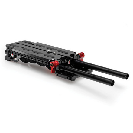 Zacuto VCT baseplate with Canon Relocator
