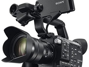 PXW -FS5 XDCAM Super 35 - Basic Package