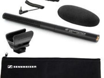 Rent: MKE 600 - Shotgun Microphone
