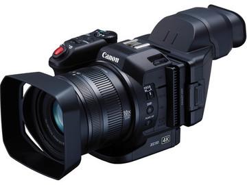 Rent: Canon XC-10 4k Cam