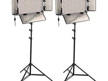 SpectroLED Studio 500 Bi -Color LED Light