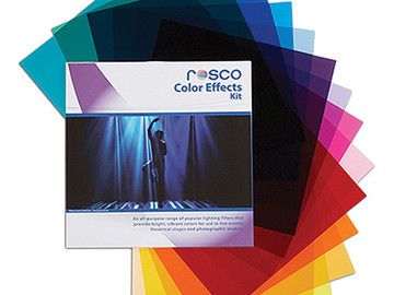 "Rent: Color Effects Filter Kit (12 x 12"")"