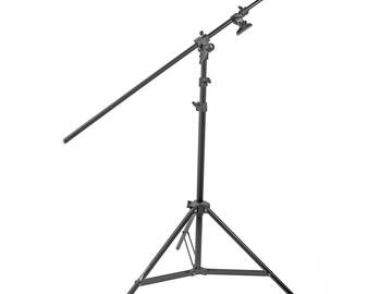 Rent: Multiboom Light Stand and Reflector Holder - 13'