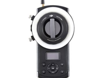 Rent: DJI Focus for DJI OSMO PRO (w/ connector cable)