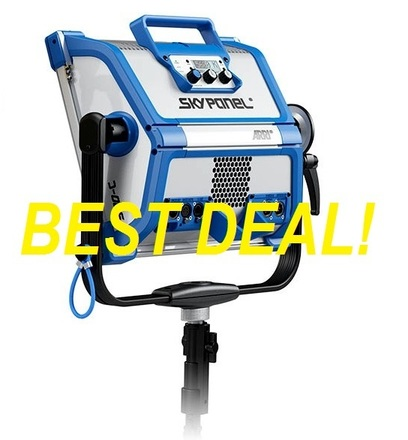 Arri Skypanel s30-c w/ extras available