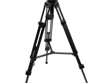 Rent: Magnus Fluid Head Tripod Kit